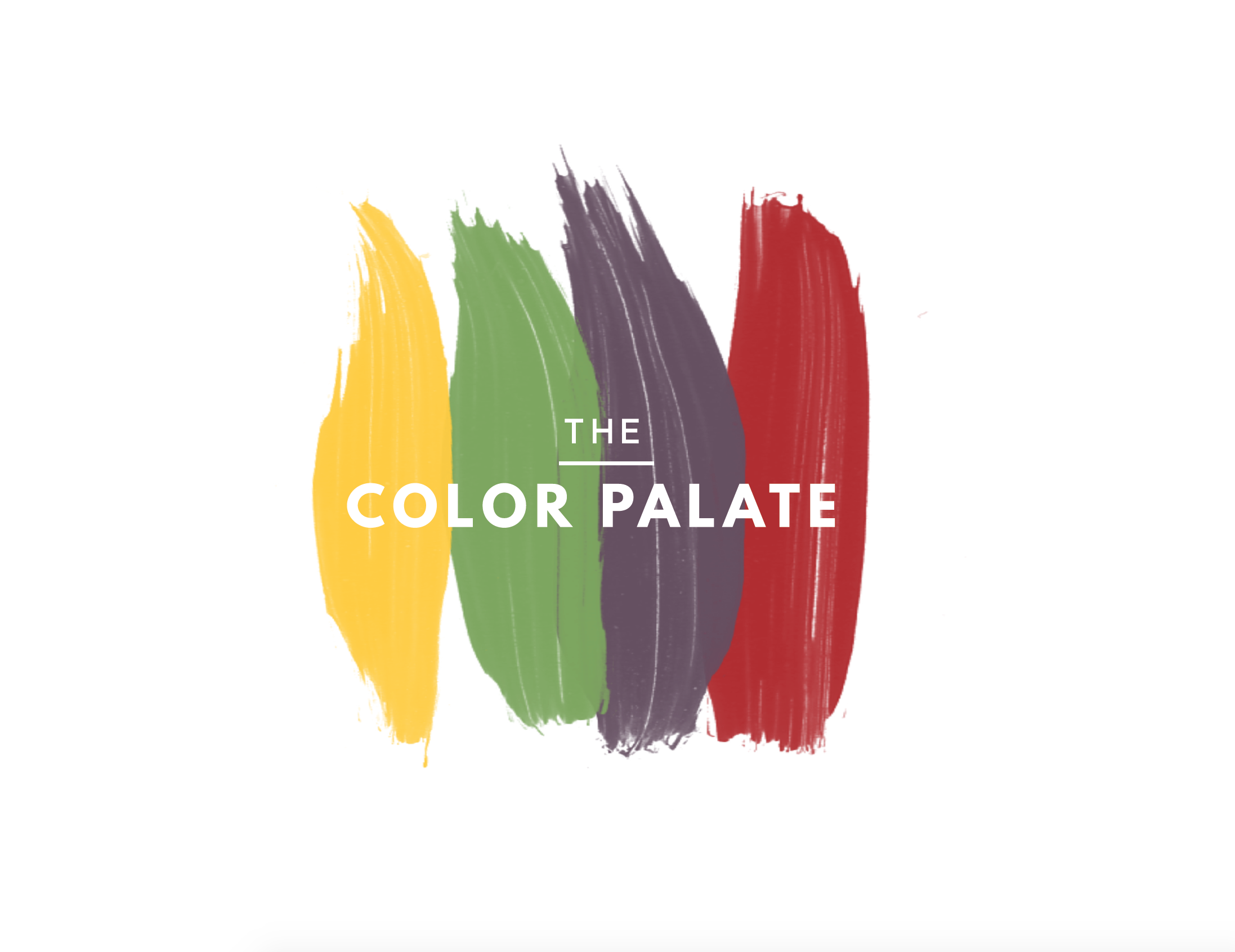 The Color Palate