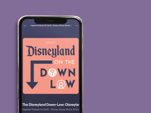 DISNEYLAND ON THE DOWN LOW
